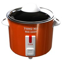 Yong Ma Magic Com 2 in 1 MC-300 Mini Cook 1