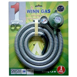 Selang Gas Regulator WINN