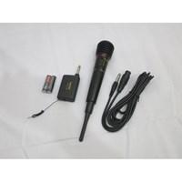 Jual Homic Microphone HM-308 - Hitam