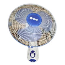 GMC 508 Wall Fan 16'' - Putih Biru