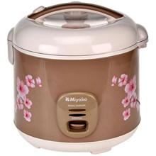 Miyako MCM509 Rice Cooker - Penanak Nasi - 1.8 L - Cokelat