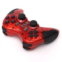 M-TECH Game Pad 2.4G Wireless - Merah