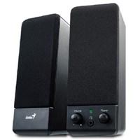 Genius Multimedia Stereo Speaker SP-S110 - Hitam 1