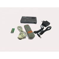 Jual Advance TV Tuner ATV-318B - Hitam