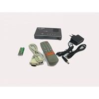 Advance TV Tuner ATV-318B - Hitam 1
