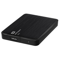 Jual WD (WESTERN DIGITAL) My Passport Ultra 2TB USB 3.0 - Hitam
