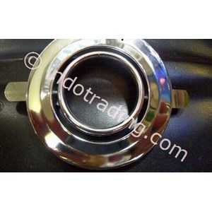 Downlight Halogen Besi Chrome Vaco
