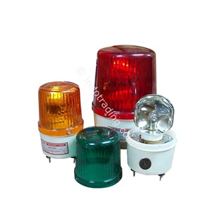 Lampu Rotary 220V