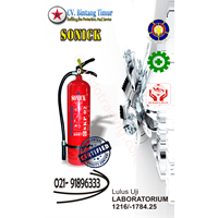 Alat Pemadam Api Serbuk Kimia Kering 2Kg 1