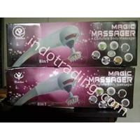 Jual Alat Pijat Magic Massager 8 Mata Pijatan 2