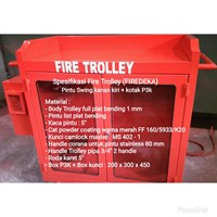 Jual Fire Trolley