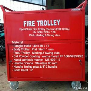 Dari Fire Trolley 1