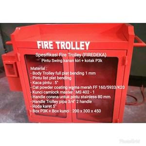 Dari Fire Trolley 3