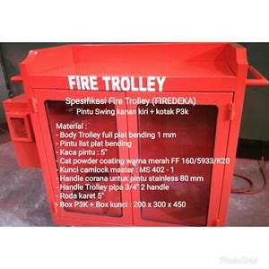 Dari Fire Trolley 0