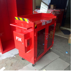 Fire Trolley Deka Fire Complite Box P3K 1