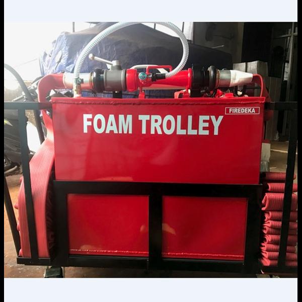 Foam Trolley