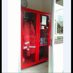 Lemari Safety Fire Deka