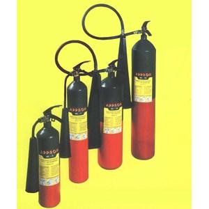 pemadam api Appron CO2 Portable