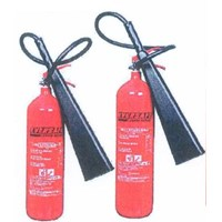 Carbon Dioxide Portable Fire Extinguisher 1
