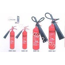 Fire Extinguisher Carbon Dioxide Portable