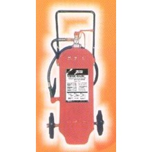 ABC Multipurpose Dry Chemical Fire Trolly