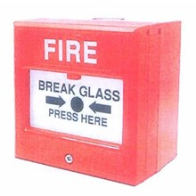 Fire Alarm Manual Call Point Tipe KP-302