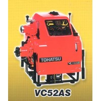 Tohatsu Portable Fire Pump VC52AS