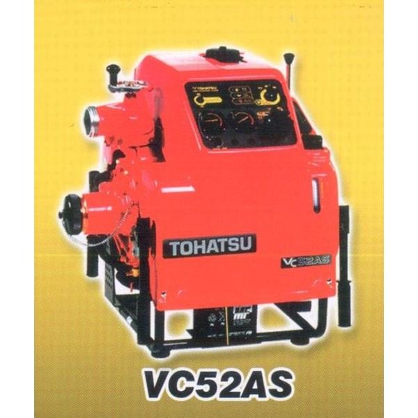 Tohatsu Portable Fire Pump VC52AS