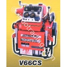 V66CS Tohatsu Portable Fire Pump