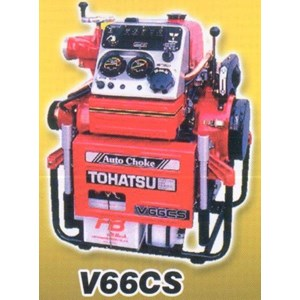 Tohatsu Portable Fire Pump V66CS