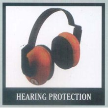 Ear Protectors Safety Equipment
