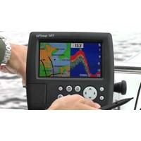 Distributor Garmin Gps Map 585 Fishfinder Untuk Pelacak Ikan 3