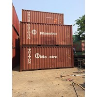 Box Container Dry 20 Feet 1