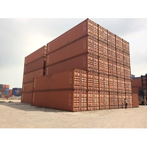 Box Container Dry 40 Feet