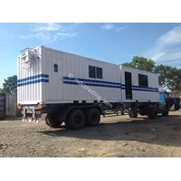 Distributor Box Container Portacamp 20' Feet 3