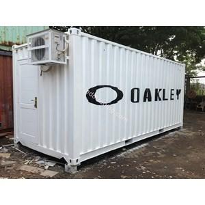 Box Container Portacamp 20' Feet