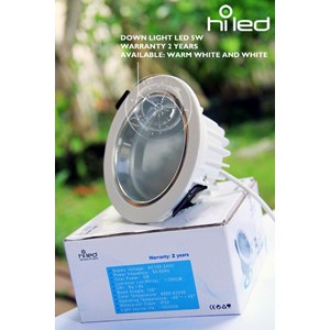 Downlight Led Hiled 10Watt Kualitas Premium