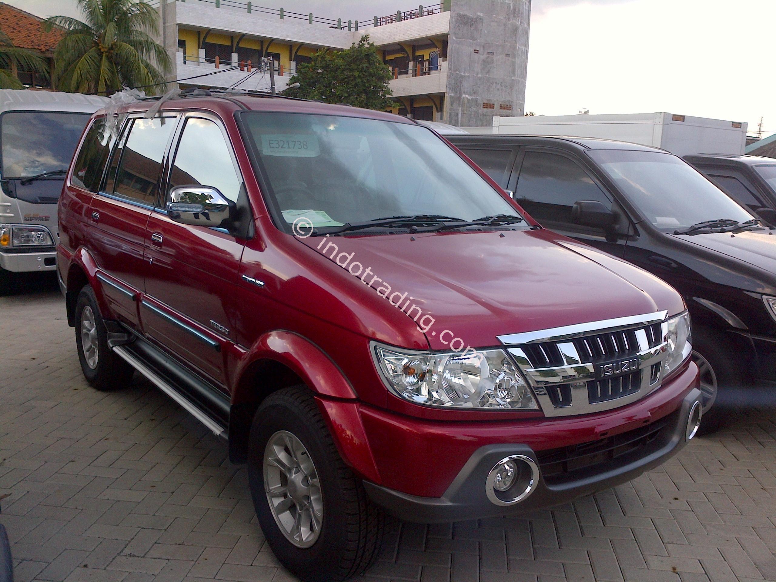 Jual Mobil Isuzu Panther Grand Touring Harga Murah Jakarta