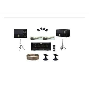 Dari Star Audio-Paket Karaoke Yamaha Kms 2500 3000 Kma 980 1080 1