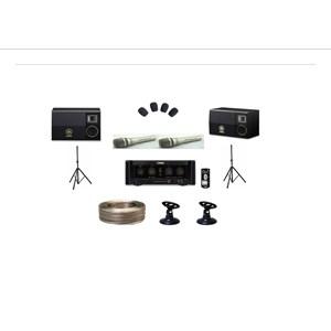 Dari Star Audio-Paket Karaoke Yamaha Kms 2500 3000 Kma 980 1080 0