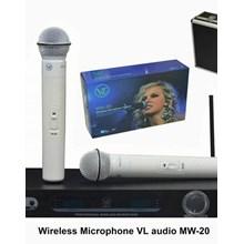 Star Audio-Vl Audio Mw 20 Microphone Wireless (2 Mic)