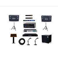 Star Audio-Paket Sound System Karaoke Bmb Vl Audio Jbl Audiobank Yamaha Pioneer Bmb Teoheng