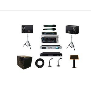 Dari Star Audio-Paket Sound System Karaoke Bmb Vl Audio Jbl Audiobank Yamaha Pioneer Bmb Teoheng 6
