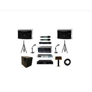 Dari Star Audio-Paket Sound System Karaoke Bmb Vl Audio Jbl Audiobank Yamaha Pioneer Bmb Teoheng 3