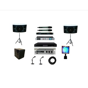 Dari Star Audio-Paket Sound System Karaoke Bmb Vl Audio Jbl Audiobank Yamaha Pioneer Bmb Teoheng 2