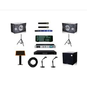 Dari Star Audio-Paket Sound System Karaoke Bmb Vl Audio Jbl Audiobank Yamaha Pioneer Bmb Teoheng 8