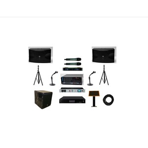 Dari Star Audio-Paket Sound System Karaoke Bmb Vl Audio Jbl Audiobank Yamaha Pioneer Bmb Teoheng 4