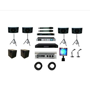 Dari Star Audio-Paket Sound System Karaoke Bmb Vl Audio Jbl Audiobank Yamaha Pioneer Bmb Teoheng 1