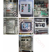 Panel Kontrol Industri 1
