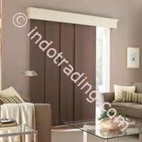 Panel Blinds Tirai Modern Merk Onna 1